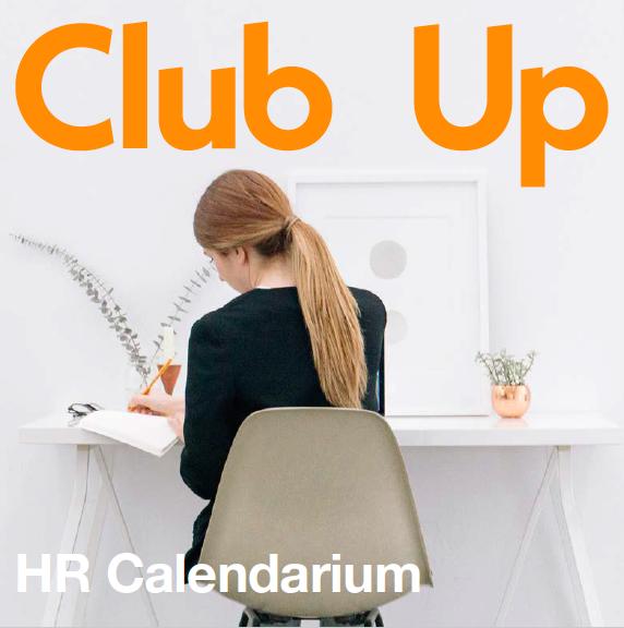Club Up Calendarium